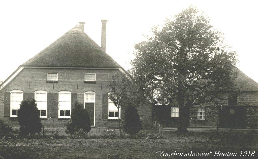 De Voorhorsthoeve (1918)